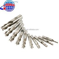 HSS Co8 CNC cutting tools end mill, square end milling cutter