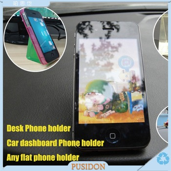 2017 Hot Sale New Design cell phone non-slip pads for phone,PC tablet