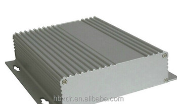 Good Hot Heatsink Aluminum Profile Extruded Aluminum