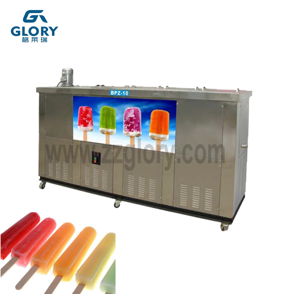 China Factory Supplier Automatic Ice lolly machine / Popsicle Making Machine