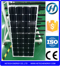 solar panel supplier in philippines Best Price Mono 70w portable solar panel