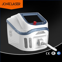 Professional Mini portable painless beauty equipment 808nm diode laser hair removal machine for sale
