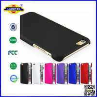 For iPhone 6 Plus 5.5 Inch Rubberized Hybrid Hard Case Back Cover Mobile Phone Case --Laudtec