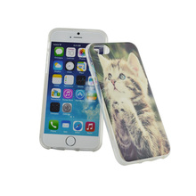 Factory Wholesale Mobile Phone Case for iPhone 6 Case TPU+IMD Printing