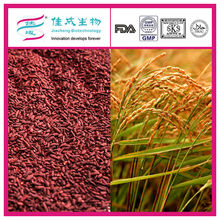Food for natural meat color Red yeast rice GMO free