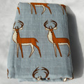 Hot Sales Cotton Muslin Wraps For Baby Blankets
