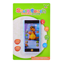 SW8805778 Smart touch screen phone many funtions toy for kids