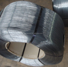 Factory price galvanized steel wire / diameter 4.09mm