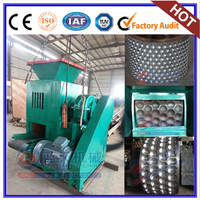 Make Top Quality And Pollution-Free Activated Charcoal Briquette Small Briquette Press Machine