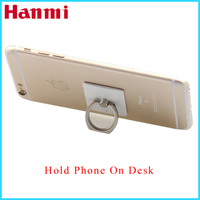 Cell Phone Ring Hook 360 Degree Finger Ring Mobile Phone Holder Stand For All type Phone iPad Support wholesale