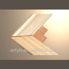 Painting Frame Type and Wood,pine wood Material Float photo frames