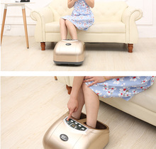Low Noise Stimulation Vibrating Blood Circulation Electrical Stimulation Foot Massager