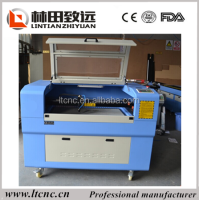 China jinan professional &high speed 6090 laser wood cutting machine price