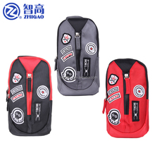 Polyester Cool Three Style Pencil Bags For Students