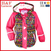 Baby raincoat baby clothes kids cute outdoor rain wear