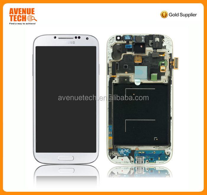 cheap HOT selling Factory Price display lcd for samsung Note 4 edge lcd screen complete