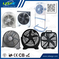 "KYT30-4 GS CE ROHS 10"" 12"" 14"" 16"" 18"" 20 inch box fan wholesale with remote control"