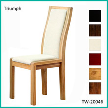 French style high quality indian furniture dining chair solid wood furniture