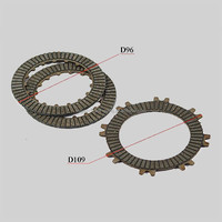 110cc repair kit clutch plate of bike