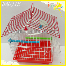 2014 New metal hanging bird cage carriers bird breeding cage for birds