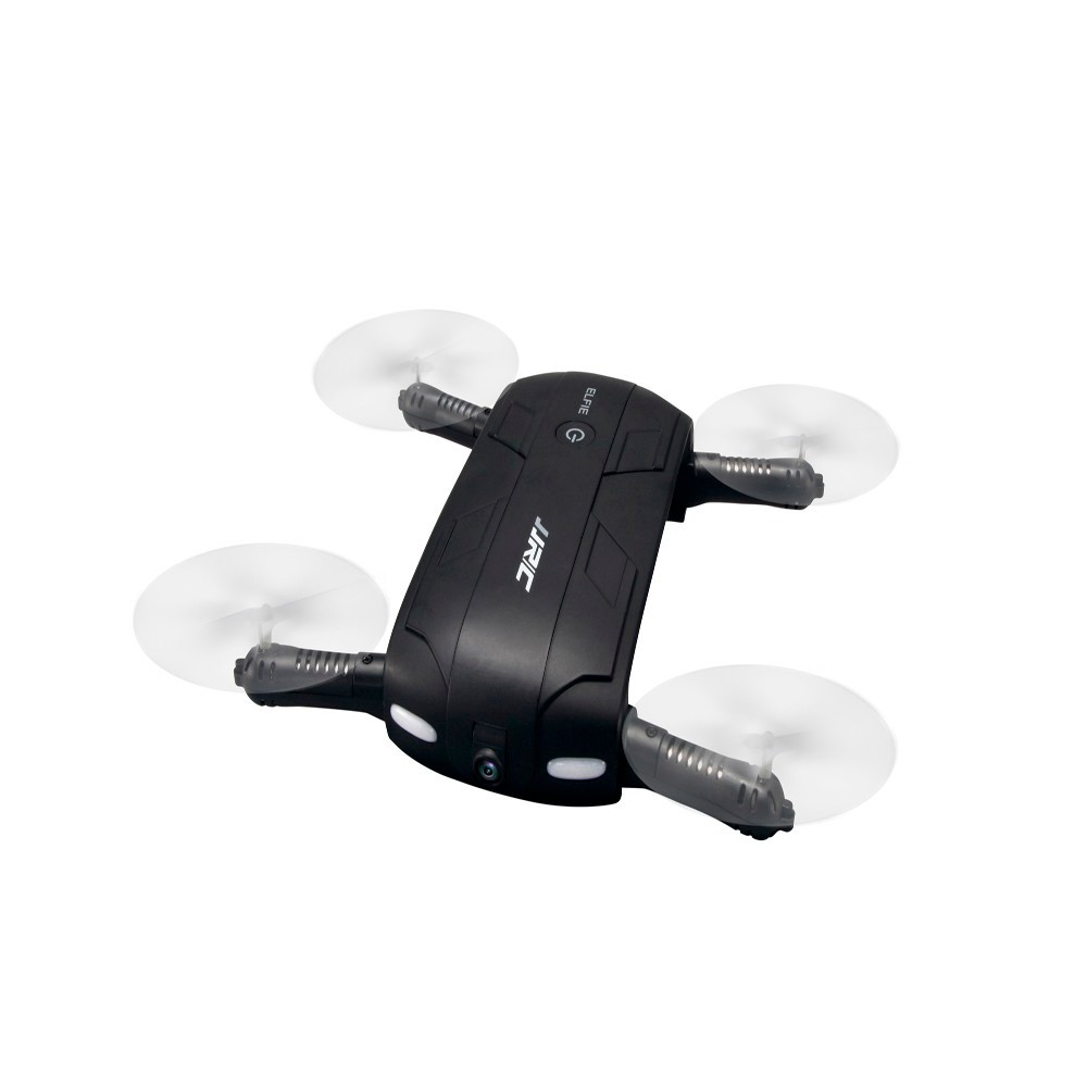 JJRC H37 2.4G 6Axis Headless Mode Self-timer WIFI real-time transmission Foldable Remote control Helicopter 0.3MP Camera