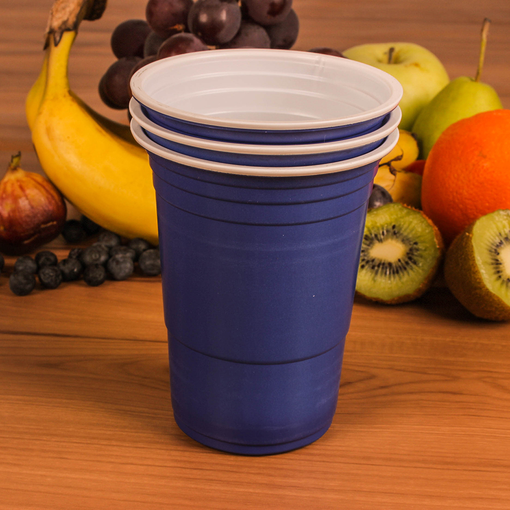 Latest arrival juice beer coffee tea PP disposable plastic cup for icecream for house