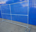USA 6X12ft surface mounted temporary fence panels