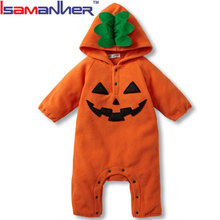 Wholesale kids halloween costumes, one piece halloween boutique outfit romper