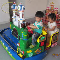 Latest unblocked games kiddie amusement rides train