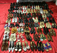 USED SHOES FOR EXPORT UK