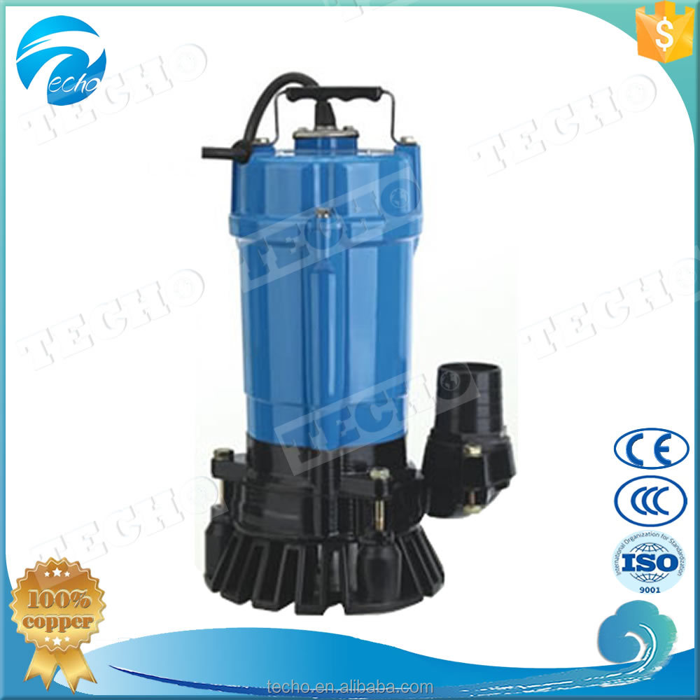 750W HS 2.75S Submersible Pump Equipped with Agitator and Spiral Pump casing