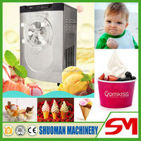 Digital display and computer controlment ice cream mix powder