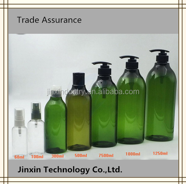 16 oz 32oz plastic spray pump bottles wholesale for shampoo