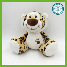High quality best made sitting plush wholesale tiger soft toy for kids toys