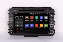 Android Quad Core Car GPS Navigation Bluetooth CD DVD Player Radio Mirror Mp3 Music Video Player for Honda VEZEL HR-V 2013+