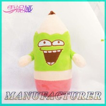 Promotion Colorful Pencil Plush China Toys Import