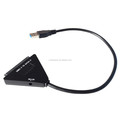 manufacturer 2.5/3.5 inches hard drive ssd hdd usb3.0 sata adapter cable