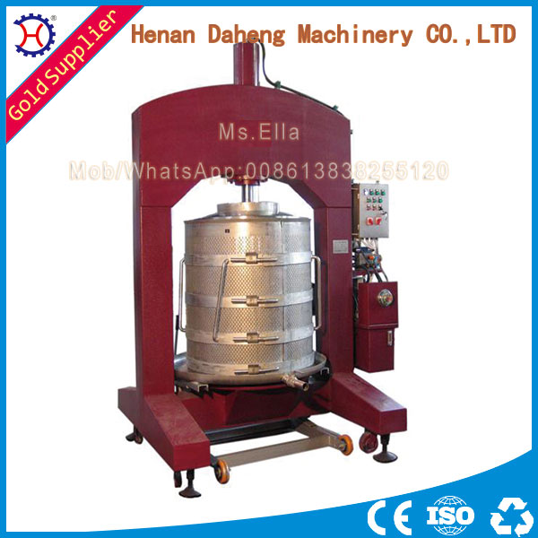 Hydraulic Cherry Strawberry Juice Grape Press Machine