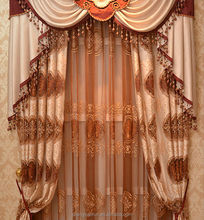 Fashion styles cafe modern decorations designs curtains