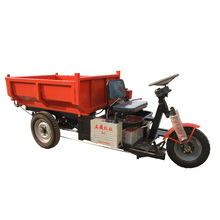 licheng Popular battery cargo tricycle with hydraulic system tricycle for sale in kenya tricycle electrique
