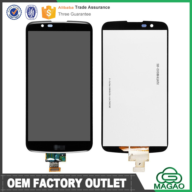 New arrival mobile parts for lg k10 lcd digitizer display touch screen replacement