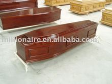 paulownia wood casket and coffin for sale