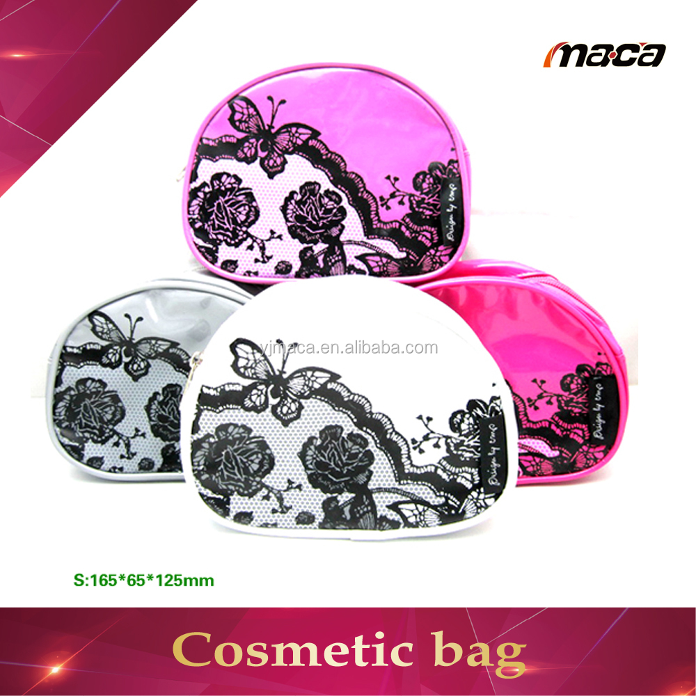 Manufacturer supply high quality beauty fashion Custom made travel bag cosmetic