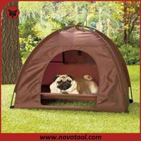 2014 Hot Outdoor & Indoor High Quality Canvas Dog Tent Dog House Dog Kennel