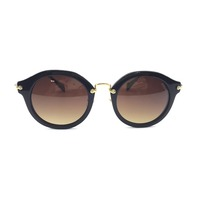 New Arrival Fashion Sunglasses Acetate Metal