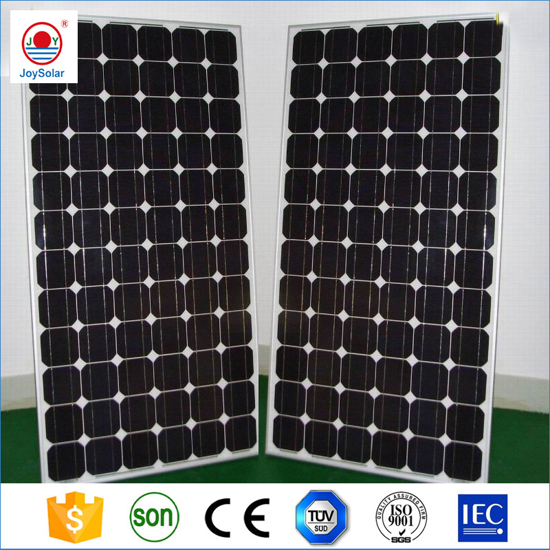 New Product 24v Monocrystalline 300 watt solar panel price