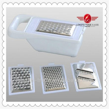 multipurpose platic handle foot grater with box