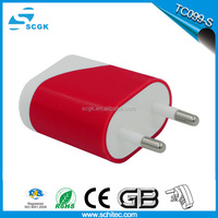 OEM available mini usb wall charger