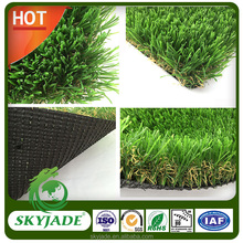 2017 Beautiful Landscaping Artificial Grass for Yard Swimming Pool Wedding Party