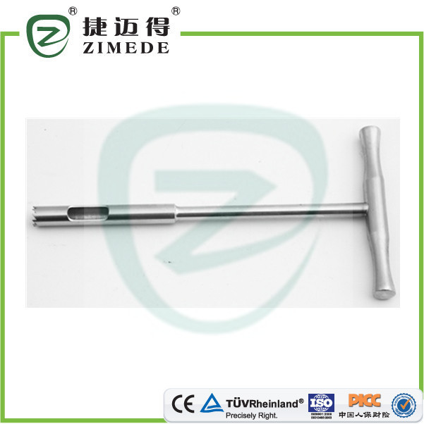 Stainless steel Broken Screw extractor orthopedic medical surgical tools trauma implant small fragment/large fragment instrument